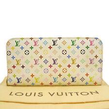 Authentic LOUIS VUITTON Portefeuille Insolite Multi-Color M93749 #S310074