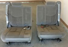 Third Row Without Warranty Seats For Chevrolet Tahoe Sale Ebay. New Listingthird Row Seats 2003 Chevy Tahoe Grey Cloth Great Condition. Seat. Tahoe Third Row Seat Diagrams At Scoala.co