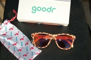 NEW Goodr Carl's Idiot Cousin Polarized Sunglasses With-Box Holiday