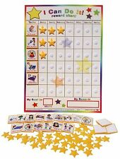 I Can Do It reward chart, Chore, behavior, incentive, reward, job, potty, chart