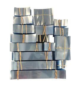 125+ Shrink Wrap Bands Tamper Heat Seal for Lip Balm Tubes, Mason Jars, Bottles
