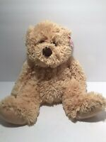 Ty Classic 2017 Boris the Tan Teddy Bear beanbag plush(310-1792-1)