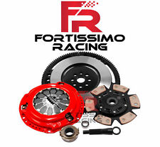 FORTISSIMO STAGE 3 CLUTCH KIT AND RACE FLYWHEEL FOR ACURA INTEGRA B18 B20 B16