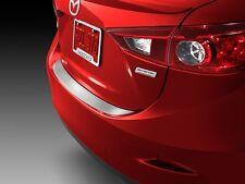 2014 2015 2016 2017 Mazda 3 4 DR  Rear Bumper Step Plate  oem new!!!!