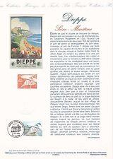 Document Philatélique Timbre 1er Jour : 17/04/ 1999 - Dieppe Seine Maritime
