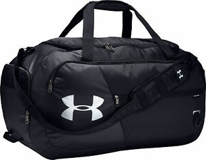 Under Armour Undeniable 4.0 Large Holdall - Black