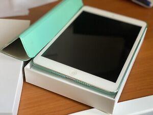 Apple iPad mini 16GB Wi-Fi + CELLULAR-model A1455 - Silver