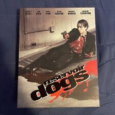 Reservoir Dogs Nova Media Exclusive Fullslip B Steelbook