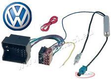 Adattatore ISO Volkswagen - cavo connettore autoradio per VW GOLF / POLO / PASSA