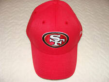 San Francisco 49ers 2011 Basic Logo Hat Cap NFL L/XL