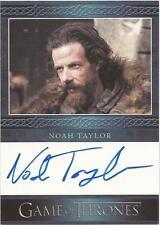 "Game of Thrones Season 3 - Noah Taylor ""Locke"" Autograph Card"