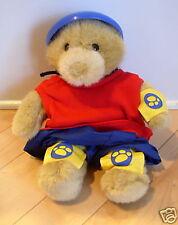 Build A Bear with Paws for a Cause Outfit CuteTan Bear