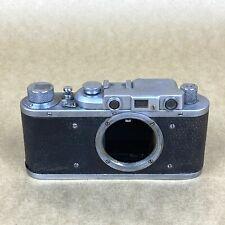 FED 1b Vintage 35mm Rangefinder Film Camera #41933 - BODY ONLY -