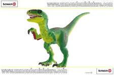 Dinosaurs Vélociraptor Vert SCHLEICH - SC14530