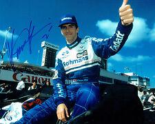 Damon HILL Signed Rothmans Renault Autograph F1 10x8 Photo AFTAL COA RARE