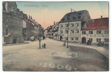 Erster Weltkrieg (1914-18) Ansichtskarten aus Deutschland Brück & Sohn