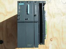 simatic s7-400 rack 416-3xl04-0ab0 6es7416-3xl04-0ab0 6es7443-1ex11-0xe0 + more