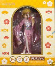 Used Aniplex Puella Magi Madoka Magica Tomoe Mami Maiko Ver. 1:8 PVC