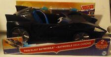 DC Comics Justice League Action Twin Blast Batmobile New MISB