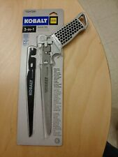 Kobalt Model# 60157 3-in-1 used Keyhole Saw