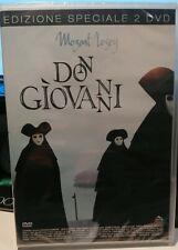 DON GIOVANNI - Edizione speciale 2 dvd - new