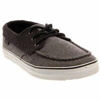DVS Seanile Skate Shoes - Black - Mens