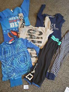 Boys Age 5-6 Years Pyjama Bundle (B180)