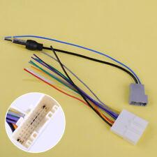 Auto Radio DVD Stereo Kabelbaum Kabel Antennenadapter für Nissan Altima Subaru