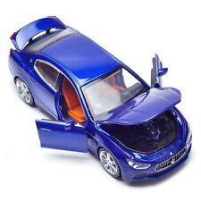 1:32/Maserati Ghibli S Q4 Car/Pull Back Diecast Toy/Sound & Light/For Child/Gift