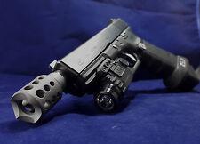 Tactical Advantage Armory BC-45 Titanium Pistol Muzzle Brake .45acp .578x28