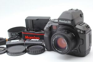 【 MINT 】 Mamiya ZD 22MP Digital Camera w/ 80mm f/2.8 lens set and more  Japan