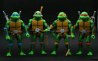 4PCS SDCC TMNT Teenage Mutant Ninja Turtles LOOSE 7 Inch 2016 Figure