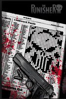 Punisher #5 Defenders COVER B Variant Aja 1ST PRINT
