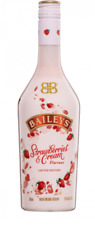 2 X Baileys Strawberry and Cream 700ml