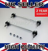 MERCEDES W169 W245 STABILISER ANTI ROLL BAR DROP LINKS FRONT L / R (PAIR) 04-12
