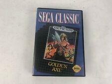 Golden Axe (Sega Genesis) Complete CIB Classic
