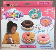 Whipple Craft Creations Creamy Donuts Set of 3 by Epoch WH78439 4905040784391