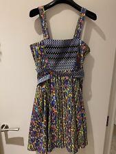 Versus Versace New Cotton Dress Size 12