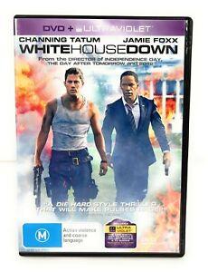 White House Down (DVD, 2013) Channing Tatum Region 4 Free Postage