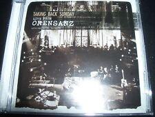 Taking Back Sunday – Live From Orensanz (Australia) CD – Like New