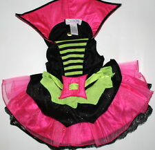 Spiderina Witch Costume Princess Paradise Chasing Fireflies Sz 12-18 Months
