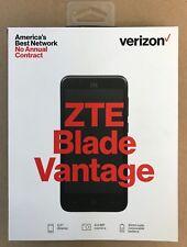 BRAND NEW SEALED ZTE Blade Vantage 4G LTE Verizon Prepaid phone
