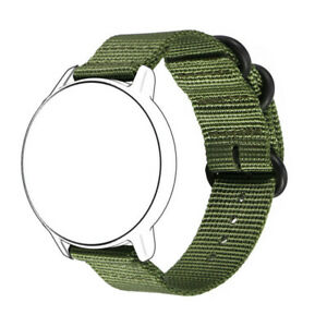 Quick Release 18mm 20mm 22mm Lug Military Woven Nylon Watch Band Watchband Strap