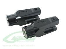 Aluminium Main Blade Grip Black Edition (nouveau modèle) -700/770