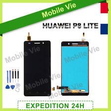 Écran LCD et Vitre Tactile pour Huawei P8 Lite 2017 avec Outils - Noir