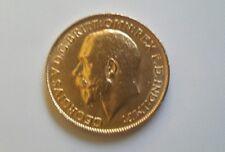 Fine 1911 George V 22 KT FULL oro sovrano