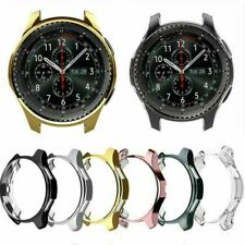 Bumper Screen Protective Cover Case Skin for Samsung Gear S3 Frontier Watch New