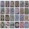 Mandala 5D DIY Special Shaped Diamond Painting 50 Pages A5 Notebook Diary Book