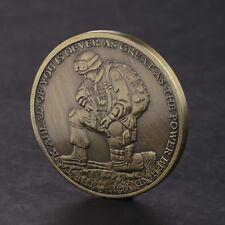 Ephesians Positive Words Strong Commemorative Coin Collection Arts Gift Souvenir