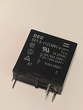 12V RELAY 5A 250V CONTACTS  SDT-S-112LMR2                          fba19a